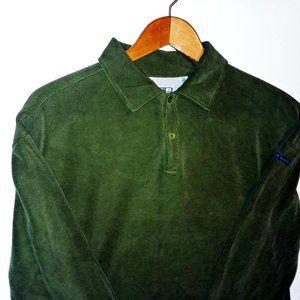 Ted Baker Long Sleeve Polo Size XLarge